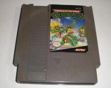 NES TMNT   video game TESTED good condition
