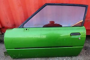 MAZDA RX-7 RX7 SA22C MODEL 1978 1980 LEFT SIDE BARE EMPTY DOOR USED