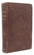 Song of Hiawatha ~ First Edition ~ Henry Wadsworth Longfellow ~1st Printing 1855