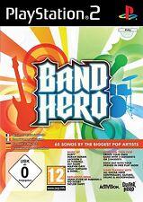 Band Hero Software für Sony Playstation 2 Ps2 Neu/Ovp/Deutsch
