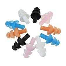 10Pcs Silicone Ear Plugs Anti Noise Snore Earplugs Comfortable For Study-Slee