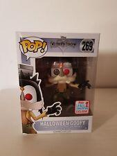 Pop! Kingdom Hearts - Halloween Goofy Fall convention 2017 ex