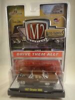 M2 Machines Auto-Thentics 1957 Chrysler 300C Brown NEW 1:64 2013 Release 20