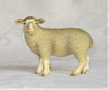 Schleich Sheep Hard Rubber Toy Animal Figure 2003, Lot #74