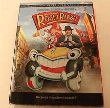 Who Framed Roger Rabbit DVD Vista Series