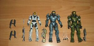 mcfarlane Halo Legends figurenset