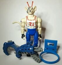 Vtg Biker Mice From Mars Slam Dunk Vinnie Sports Bros Action Figure 1994 V1