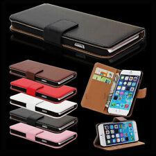 Case For iPhone 12 11 8 7 6 Plus Pro Max Mini XR SE 2 Leather Flip Wallet Cover