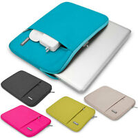 """Laptop Notebook Sleeve Case Carry Bag Pouch Cover For 11"""" 13"""" MacBook Air/Pro"""