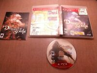 Sony PlayStation 3 PS3 CIB Tested Demon's Souls Ships Fast