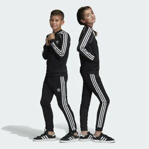 Las Mejores Ofertas En Adidas Poliester Pantalones De Ejercicio Para Jovenes Ebay