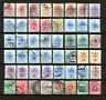 South Africa - Orange Free State stamps lot