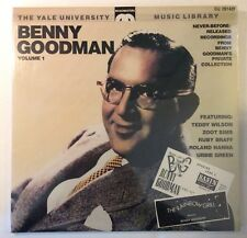 Benny Goodman on Music Masters CIJ 20142F – Yale University Music Library Vol. 1