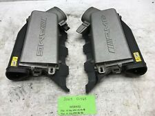 06 07 08 09 MERCEDES CLS63 C63 LEFT RIGHT OEM AIRBOX AIR FILTER CLEANER BOX