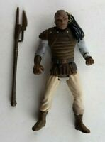 Star Wars 1997 Weequay Skiff Guard Power of the Force Action Figure POTF 2