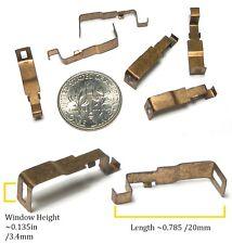 12pc TYCO Mattel 440-X2 HPX2 COMPATIBLE HO Slot Car PICK UP SHOES Nice A+ Parts!