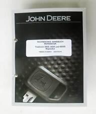 JOHN DEERE Traktor 6820 6920 6920S Werkstatthandbuch Original 2010