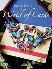 Joanna Sheen's World of Cards,Joanna Sheen,Very Good Book mon0000109733