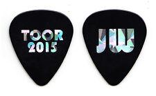 Eagles Joe Walsh Black Guitar Pick - 2015 Solo Tour