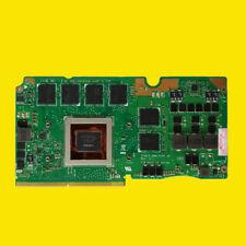 Für Asus ROG G750J G750JX Laptop GTX 770M 3GB VGA Graphic Video Card N14E-GS-A1