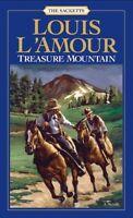 Treasure Mountain: A Novel (Sacketts) by Louis LAmour
