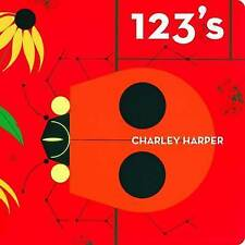 Good, Charley Harper 123's Skinny Version by Fowler, Gloria ( AUTHOR ) Nov-10-20