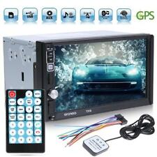 7in Touch Double 2 Din Bluetooth Android Car MP5 Player GPS Navi Radio+NA Map