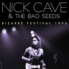 NICK CAVE New Sealed 2018 UNRELEASED LIVE 1996 CONCERT & MORE CD