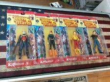DC Direct Teen Titans Contemporary Ravager Kid Flash Brother Blood Superboy