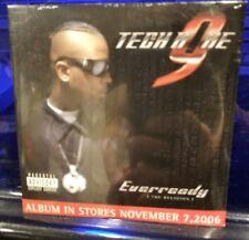 Tech N9ne - Everyready Sampler CD e40 twiztid wu-tang clan necro natas kmk icp