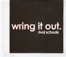 (HL61) Rival Schools, Wring It Out - 2011 DJ CD