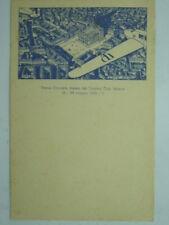 AVIAZIONE-CRUISING-TOURING CLUB-1932-MILANO-FOLD-VO4-S05397