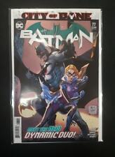 Batman (3rd Series) #77 cvr A 1st Print 2019 DC (NM) DEATH OF ALFRED !