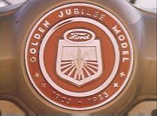 Ford Tractors Golden Jubilee Farming Vintage Promotional 1950s Films DVD