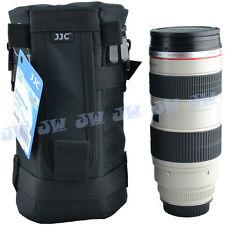 JJC 113*240mm Deluxe Lens Pouch for Canon EF 70-200mm / Nikon AF NIKKOR 80-200mm