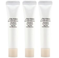 3 X Shiseido Bio-performance Glow Revival Eye Cream Travel Size 5 ml ,Total 15ml