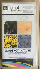 Cricut Imagine Art  Cartridge  Snapshot Nature    Schnappschuss Natur Neu
