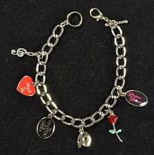 PHANTOM OF THE OPERA BROADWAY SOUVENRI CHARM BRACELET - SIERRA BOGGESS