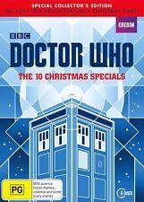 Doctor Who - 10 Christmas Specials (DVD) (Region 4) Aussie Release