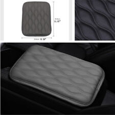 Car Center Console Box Kissen Armlehne Polsterbezug Leder Anti-Rutsch Universal