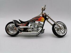 Hot Wheels 1/18 TwinFlame Chopper