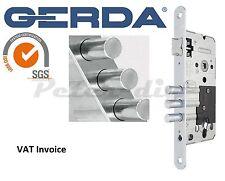 Gerda High Quality 3 Bolt Mortice Home Door Lock Highest Security Grade:7 ZW1000