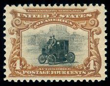 Momen: Us Stamps #296 Mint Og Nh Pse Graded Cert Xf-90