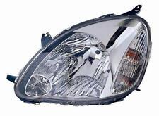 FARO ANTERIORE DESTRO DX H4 C/MOTOR EL TOYOTA YARIS 03/03>12/05 VERSIONE ICHIKOH