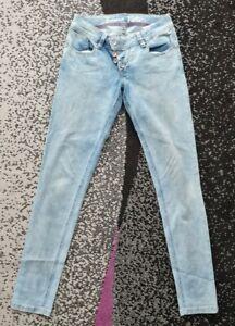 BUENA VISTA Malibu Damen Jeans Hose GR . S