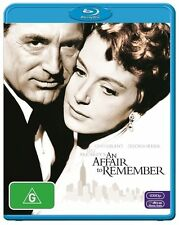 *New & Sealed* An Affair To Remember (Blu-ray, 2011) Region B AUS. Classic Movie