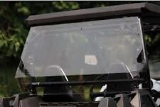 """Polaris RZR 900 XP Clear Rear Windshield Hard Panel..A Full 1/4"""" Thick"""