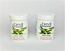 Crevil Essential Oliven Pflege Creme Hautcreme ph-neutral 2 x 150 ml