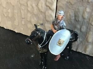 Roman auxiliary cavalry. New Hope Design 54 mm metal toy soldier