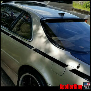 SPKdepot 380R (Fits: Acura Legend 1991-95 2dr) Rear Roof Window Spoiler Wing